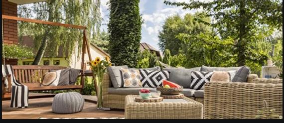 8 Outdoor Patio Decorating Ideas